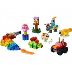 LEGO Classic - Základní sada kostek