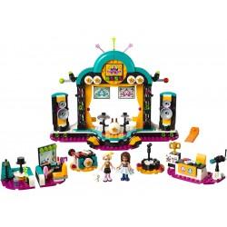 LEGO Friends - Andrea a talentová show