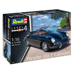 Revell Porsche 356 Cabriolet (1:16)