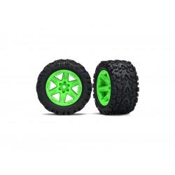 "Traxxas kolo 2.8"", disk RXT zelený, pneu Talon Extreme (pár)"