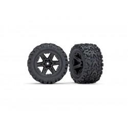 "Traxxas kolo 2.8"", disk Rustler 4x4 černý, pneu Talon..."