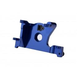 Traxxas lože motoru hliníkové modré