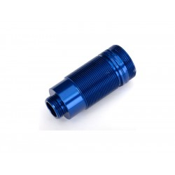 Traxxas tělo tlumiče GTR long hliník/PTFE modré