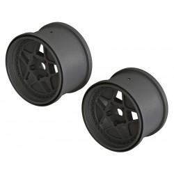 Arrma AR510113 Disk kola 3.8 černý (2)