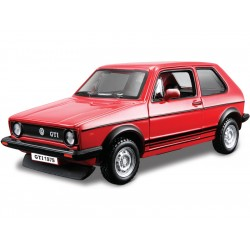 Bburago VW Golf Mk1 GTI 1979 1:32 červená
