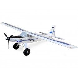 E-flite Turbo Timber 1.5m SAFE Select BNF Basic, plováky
