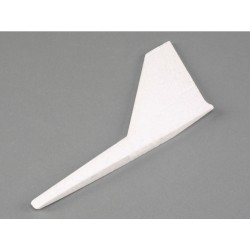 E-flite Směrovka: Delta Ray One