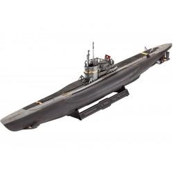 Revell ponorka Type VII C/41 (1:350) (sada)