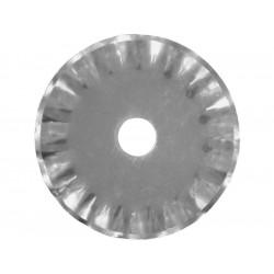 Modelcraft rotační čepel 28mm vlnkovaná