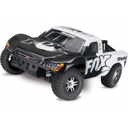 Traxxas Slash 1:10 VXL 4WD TQi RTR Fox