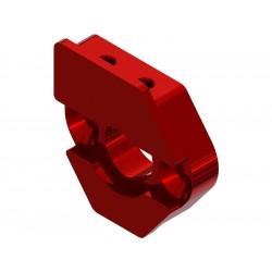 Arrma držák motoru posuvný, červený
