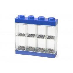 LEGO sběratelská skříňka malá - modrá