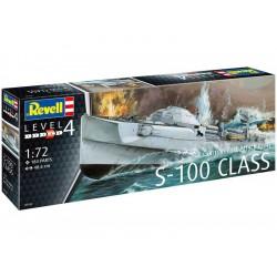 Revell Lürssen S-100 Class (1:72)