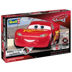 Revell EasyClick Cars 3 - Lightning McQueen (1:25)