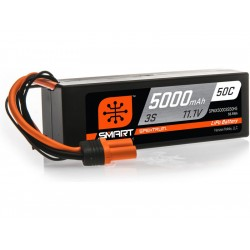 Spektrum Smart LiPo Car 11.1V 5000mAh 50C IC5