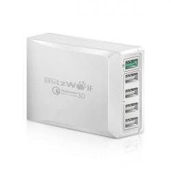 USB nabíječ 40W (BW-S7)