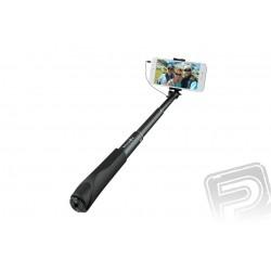 Selfie tyč pro kamery a mobilní telefony (BW-WS1)