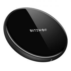 BlitzWolf Bezdrátový nabíječ (černý) (BW-FWC3)