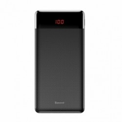 Powerbanka 10000mAh Mini Cu Digital Display (černá)...