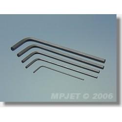 0901 Klíč Imbus 2mm