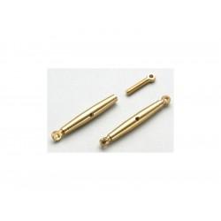 Napínák lanka hliník M2 (2)