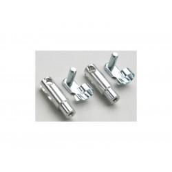 Vidlička hliníková HD se zámkem M4 (2)
