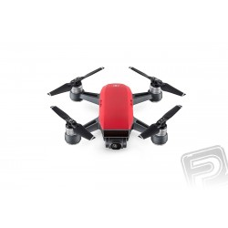 DJI - Spark Fly More Combo (Lava Red version) + DJI Goggles