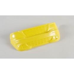 Přední část karoserie monster/stad/street-truck žlutá. 1ks.