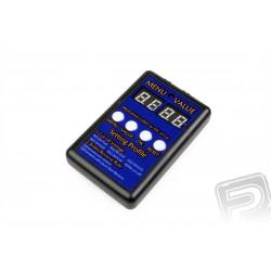 Programovací karta pro 80A CAR ESC - HIMOTO