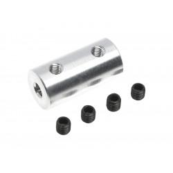 Spojka hřídelí 2.3/3.0mm, prům. 9mm