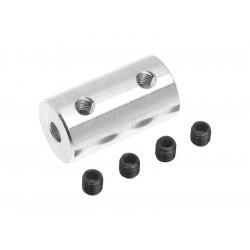 Spojka hřídelí 3.0/3.0mm, prům. 10mm