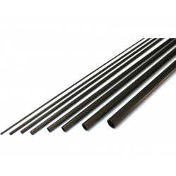 Uhlíková trubička 8.0/6.0mm (1m)