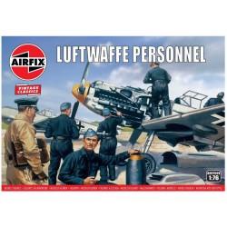 Airfix figurky - Luftwaffe Personnel (1:76) (Vintage)