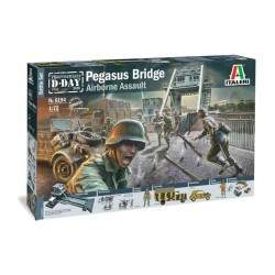 Italeri Pegasus Bridge Airborne Assault (1:72)