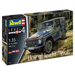 Revell Mercedes-Benz Wolf (1:35)