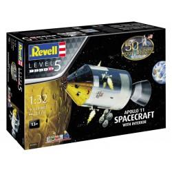 Revell Apollo 11 - Vesmírná loď (1:32)