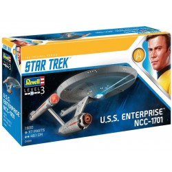 Revell Star Trek 04991 - U.S.S. Enterprise NCC-1701 (TOS)...