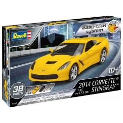 Revell EasyClick Corvette 2014 Stingray (1:25)