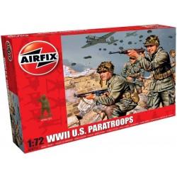 Airfix figurky - WWII US výsadkáři (1:72)
