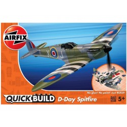 Airfix Quick Build - D-Day Spitfire