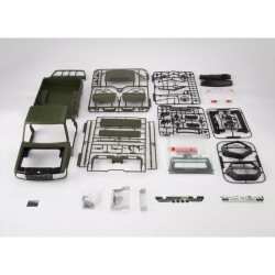 Killerbody karosérie 1:10 Toyota Land Cruiser 70 zelená...