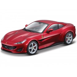 Bburago Signature Ferrari Portofino 1:43 červená