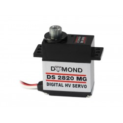 Servo Dymond DS-2820 HV MG Digital