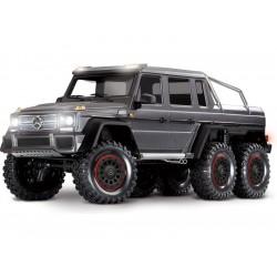 Traxxas TRX-6 Mercedes G 63 6x6 1:10 TQi RTR stříbrný
