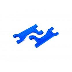 Traxxas rameno závesu kol horní modré (2)