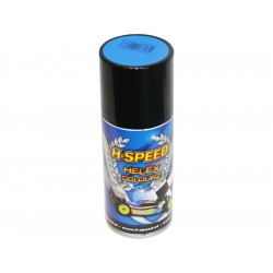 H-SPEED Spray na lexan 150ml modrý