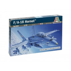 Italeri F/A-18C/D Wild Weasel (1:72)