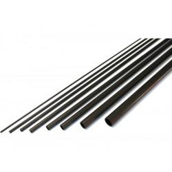 Uhlíková trubička 9.0/7.0mm (1m)
