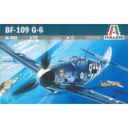 Italeri Bf-109 G-6 (1:72)