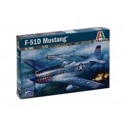 Italeri P-51D Mustang (1:72)